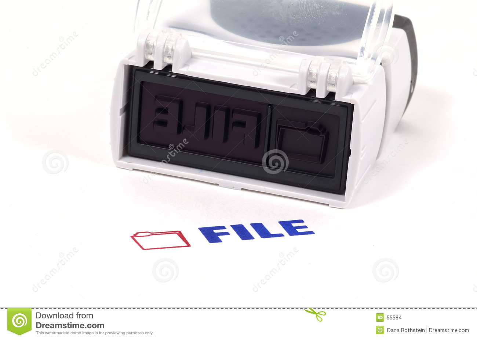 De Zegel van het dossier