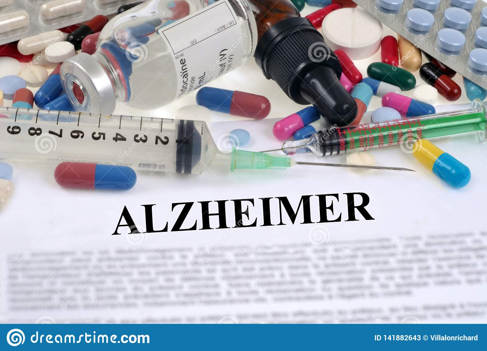 De Ziekteconcept van Alzheimer ` s
