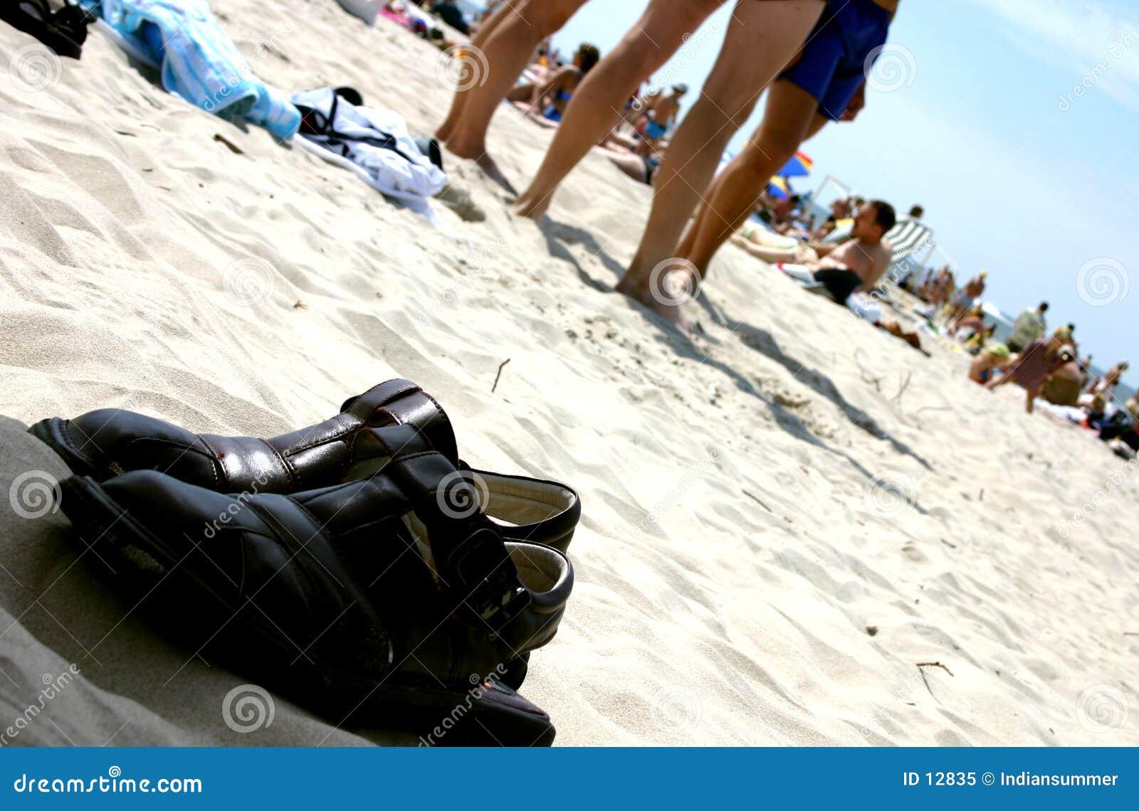 De zomer op strand II