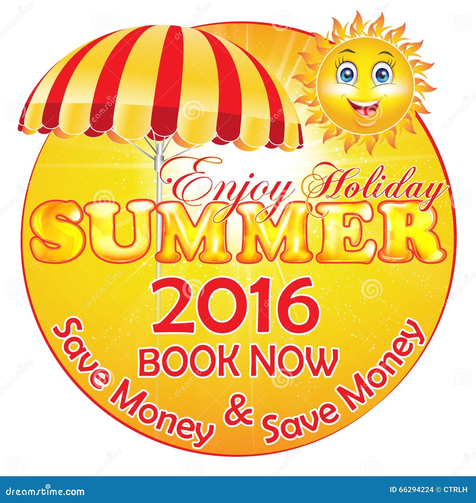 De zomer Vakantie 2016 de Achtergrond van Pakketkortingen
