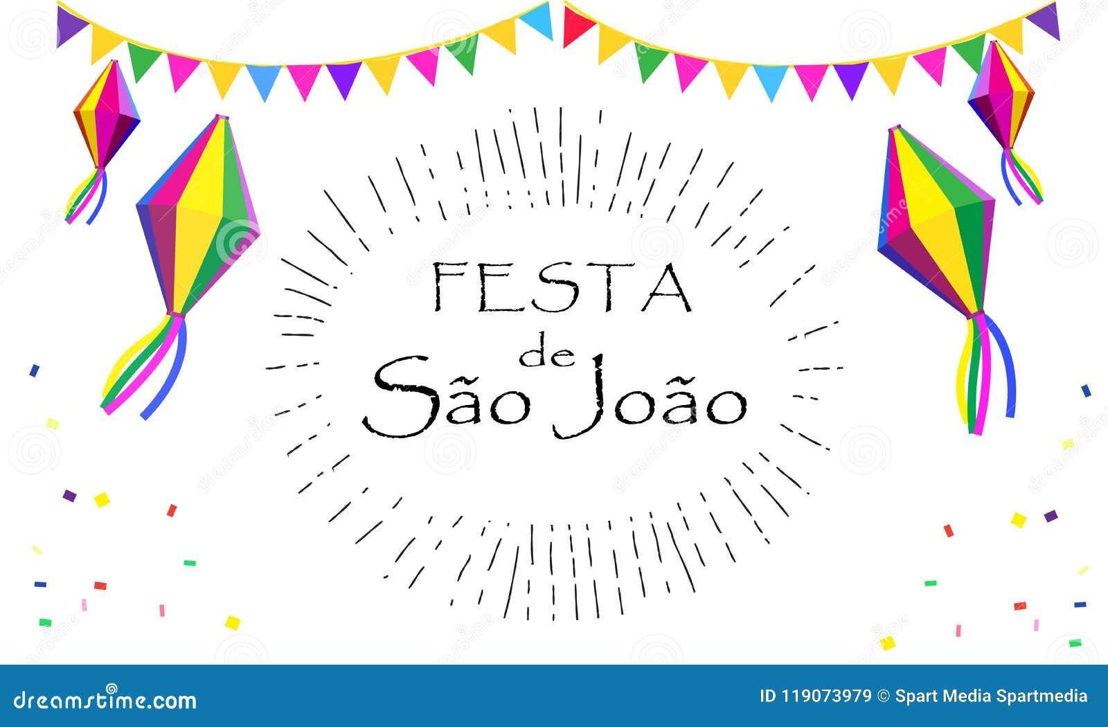 De Zomerfestival van Carnaval Festa Junina
