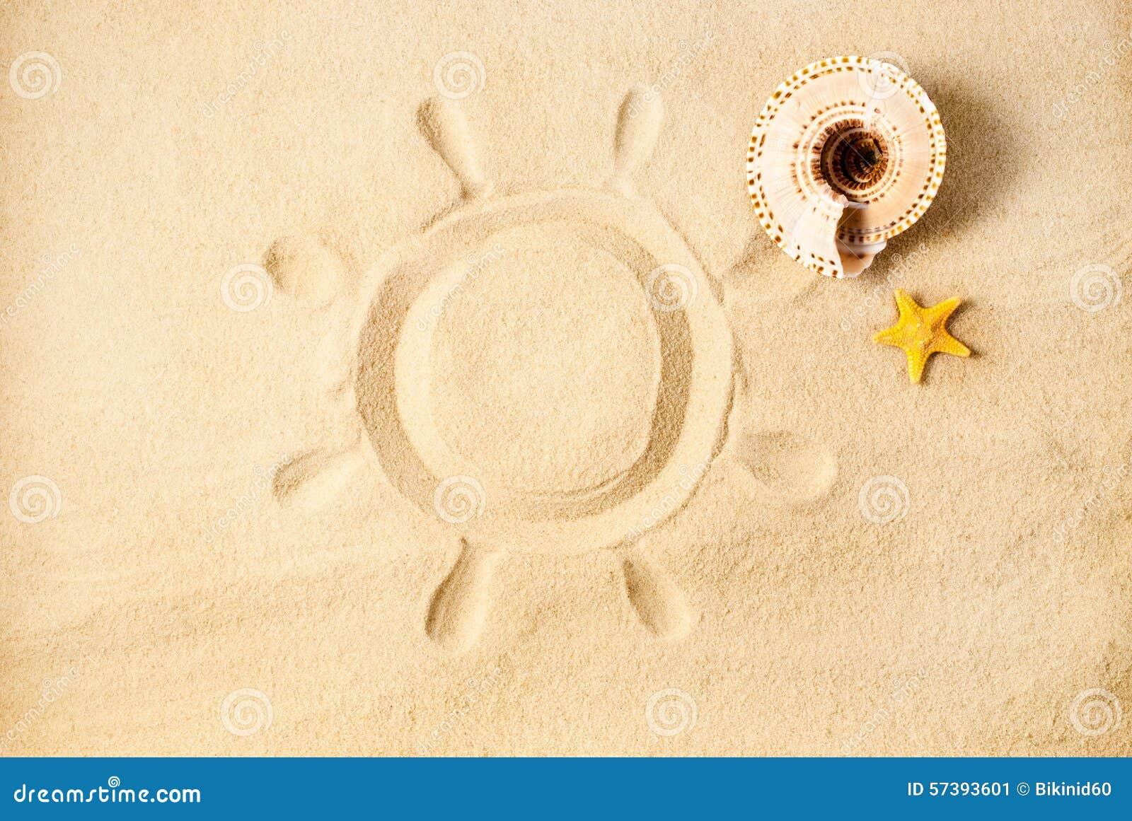 De Zon van de zomer