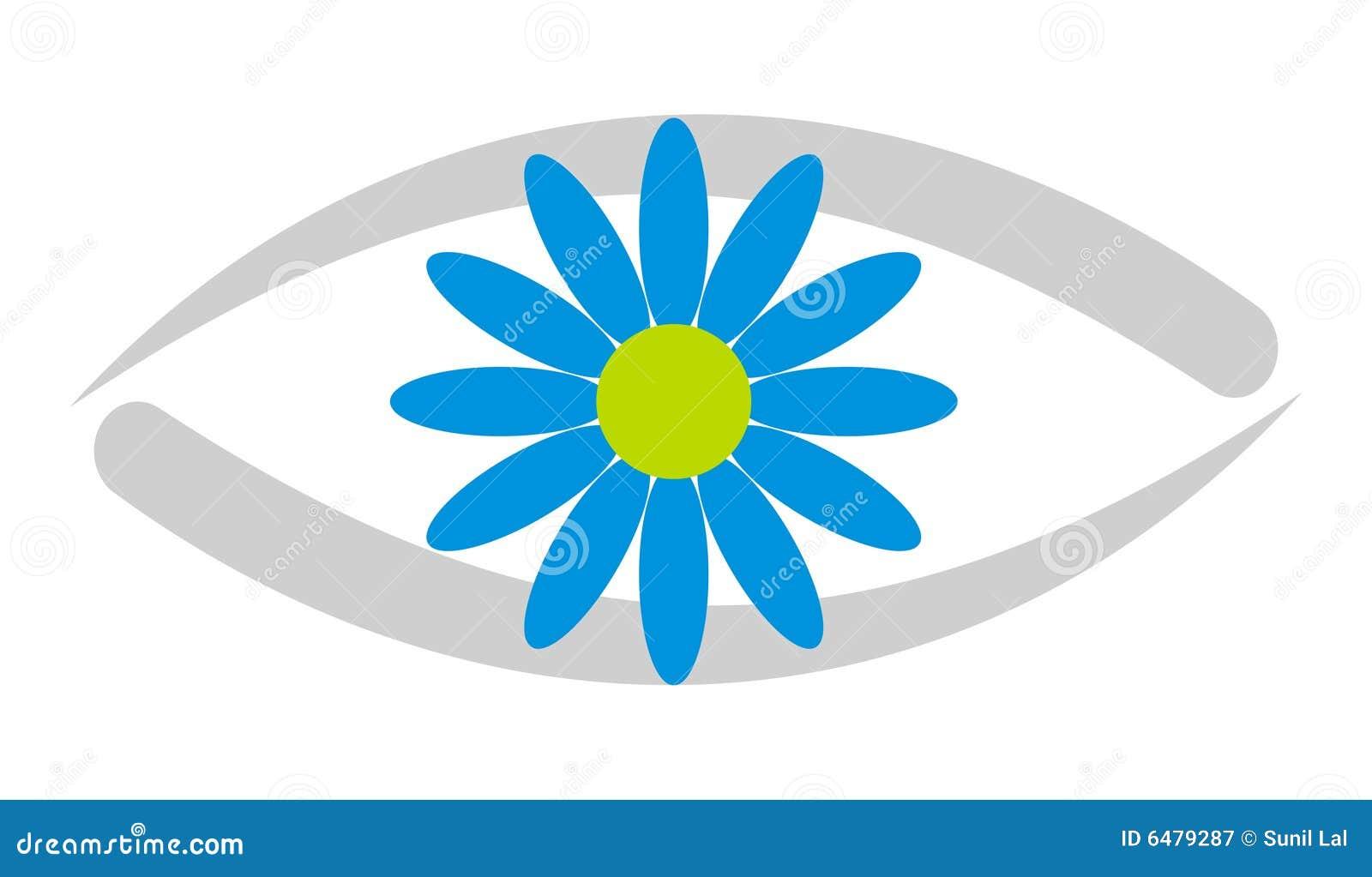 De Zorg van het oog/Embleem 3 van de Kliniek