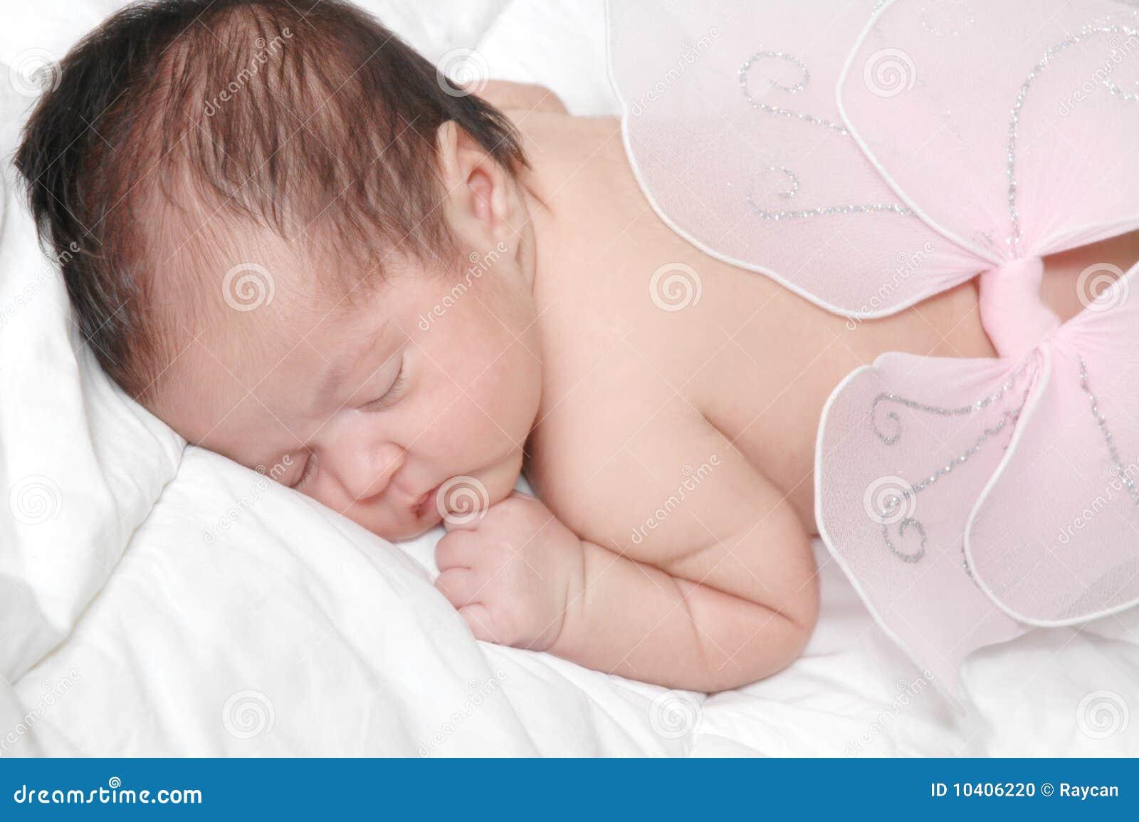 De Zuigeling van de slaap