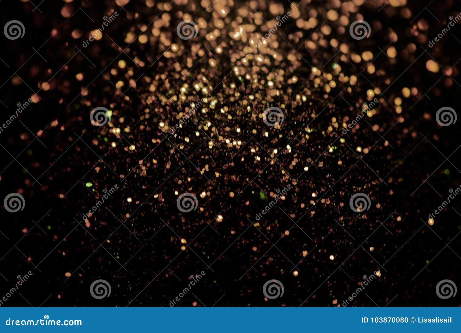 De zwarte schittert fonkelingsachtergrond Zwart vrijdag glanzend patroon met lovertjes Zwart de luxepatroon van de Kerstmisglamou