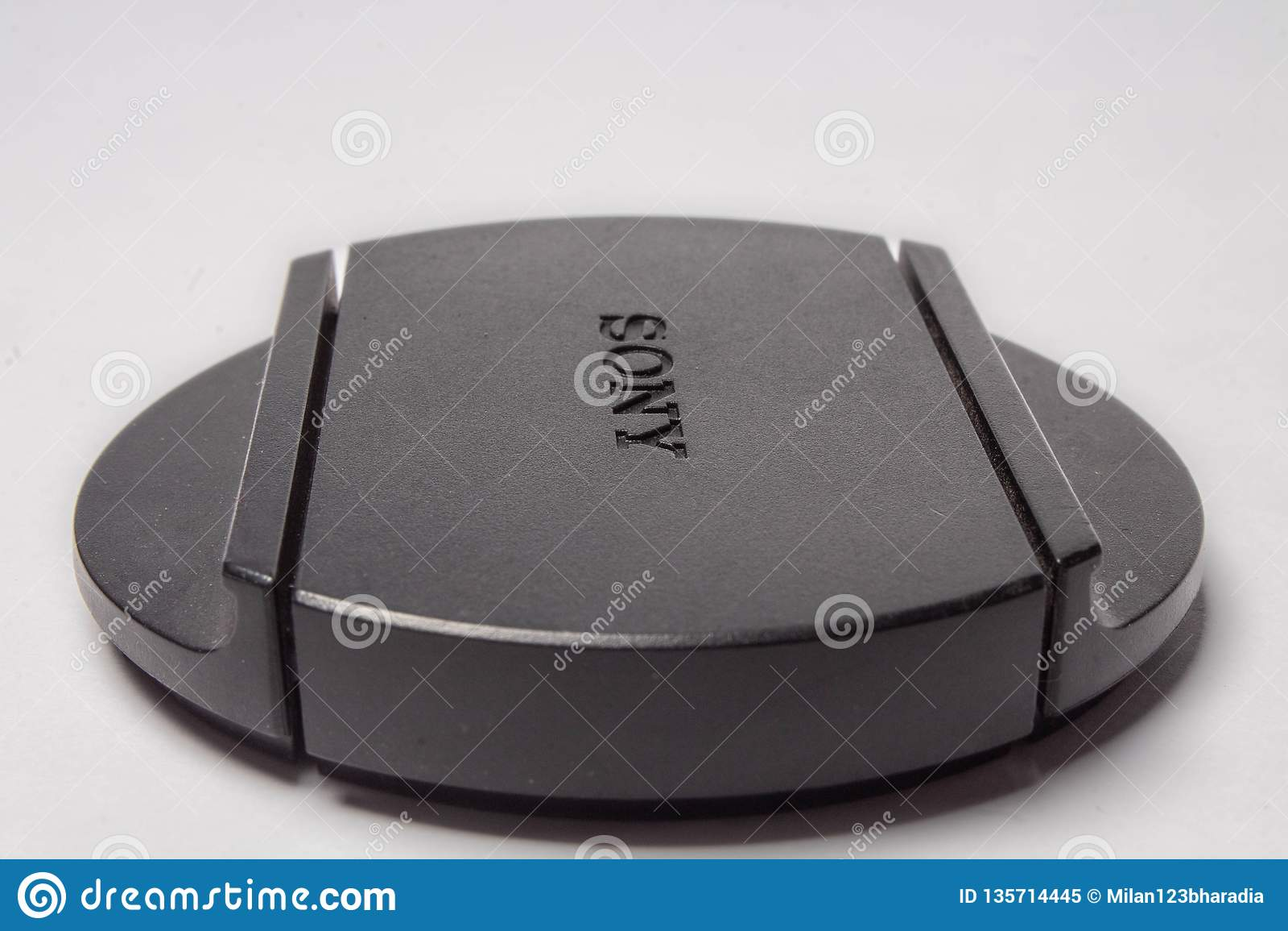 De zwarte witte achtergrond van Sony GLB