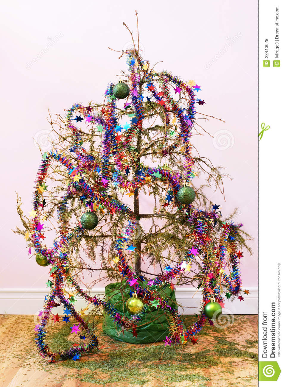 Christmas Garland For Tree