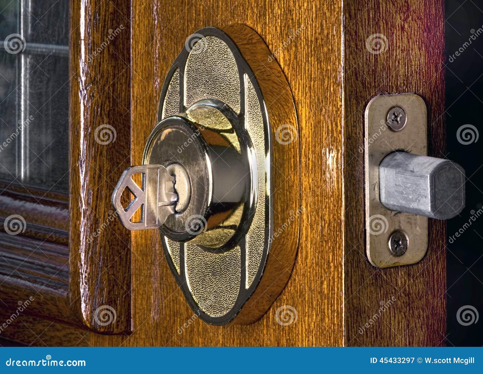 Deadbolt锁