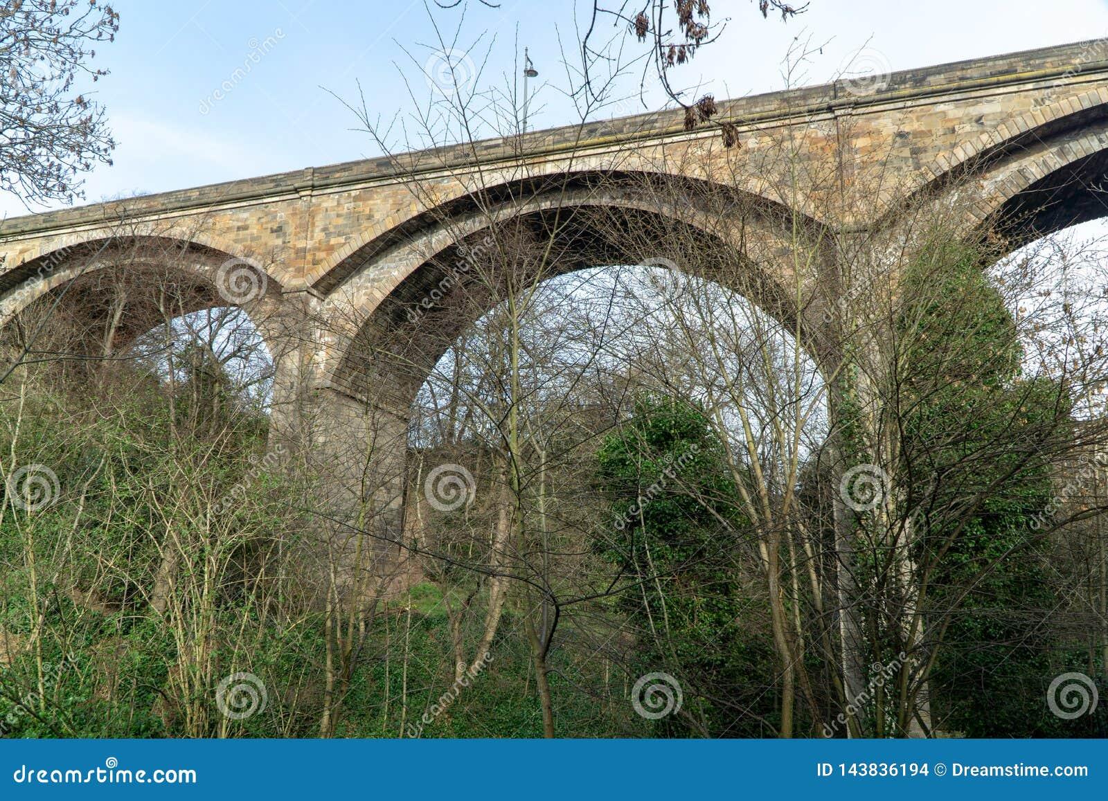 Dean Village Bridge