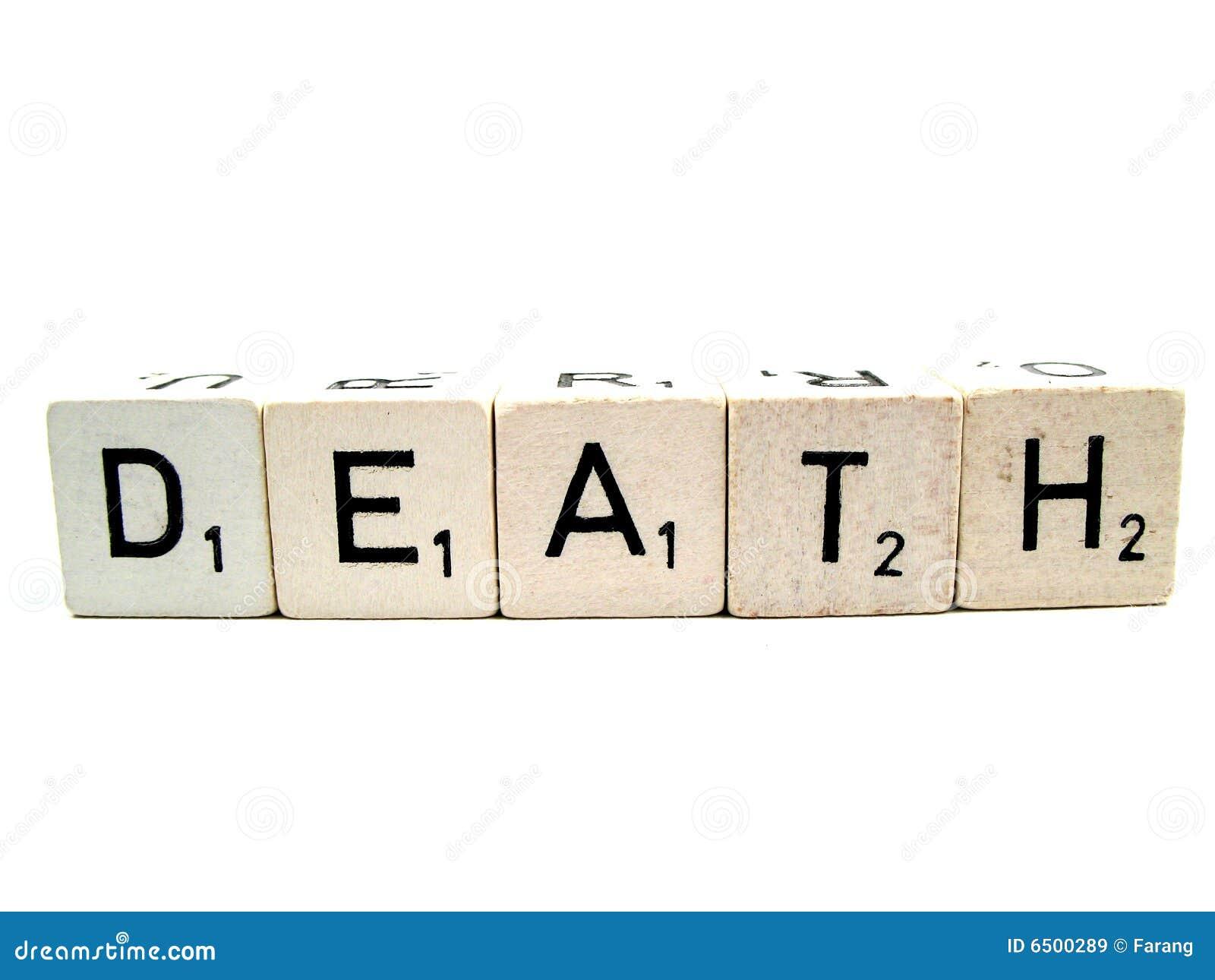 Death Royalty Free Sto...