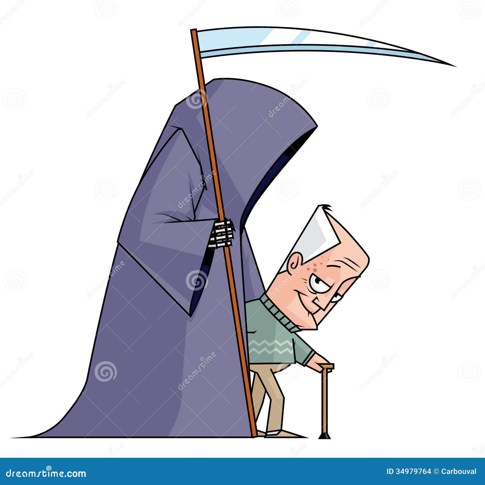 Cartoon illustration D...
