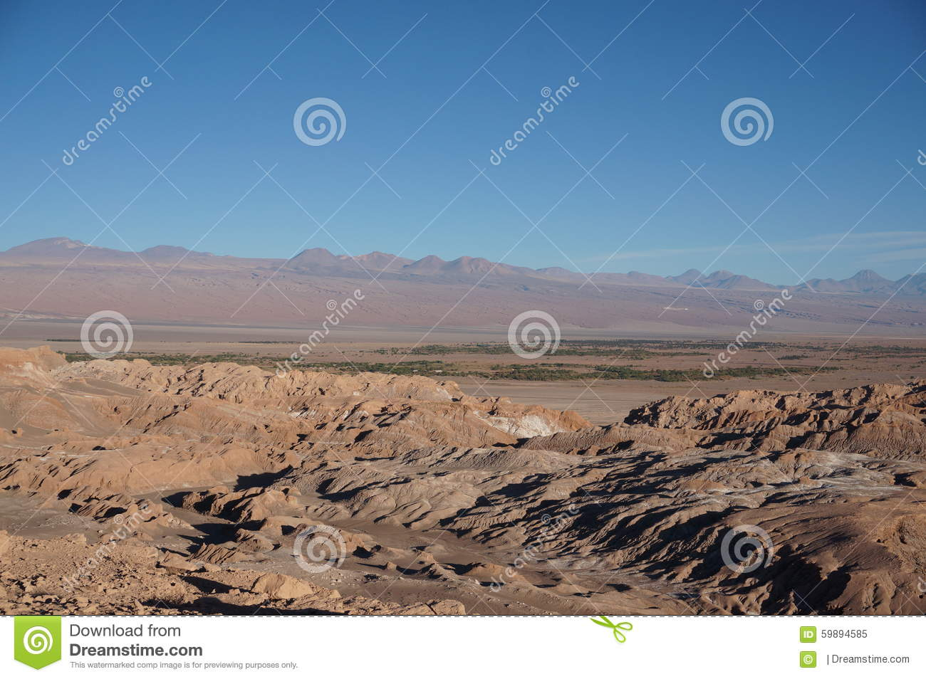 Death Valley, Atacama Desert, Chile