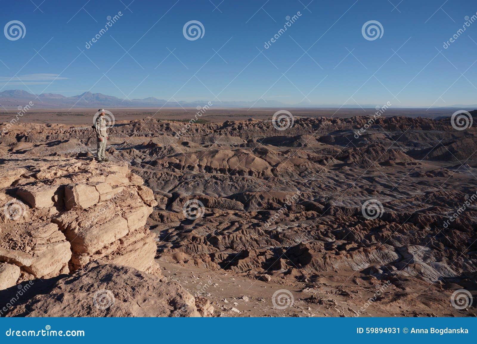 Death Valley, deserto di Atacama, Cile