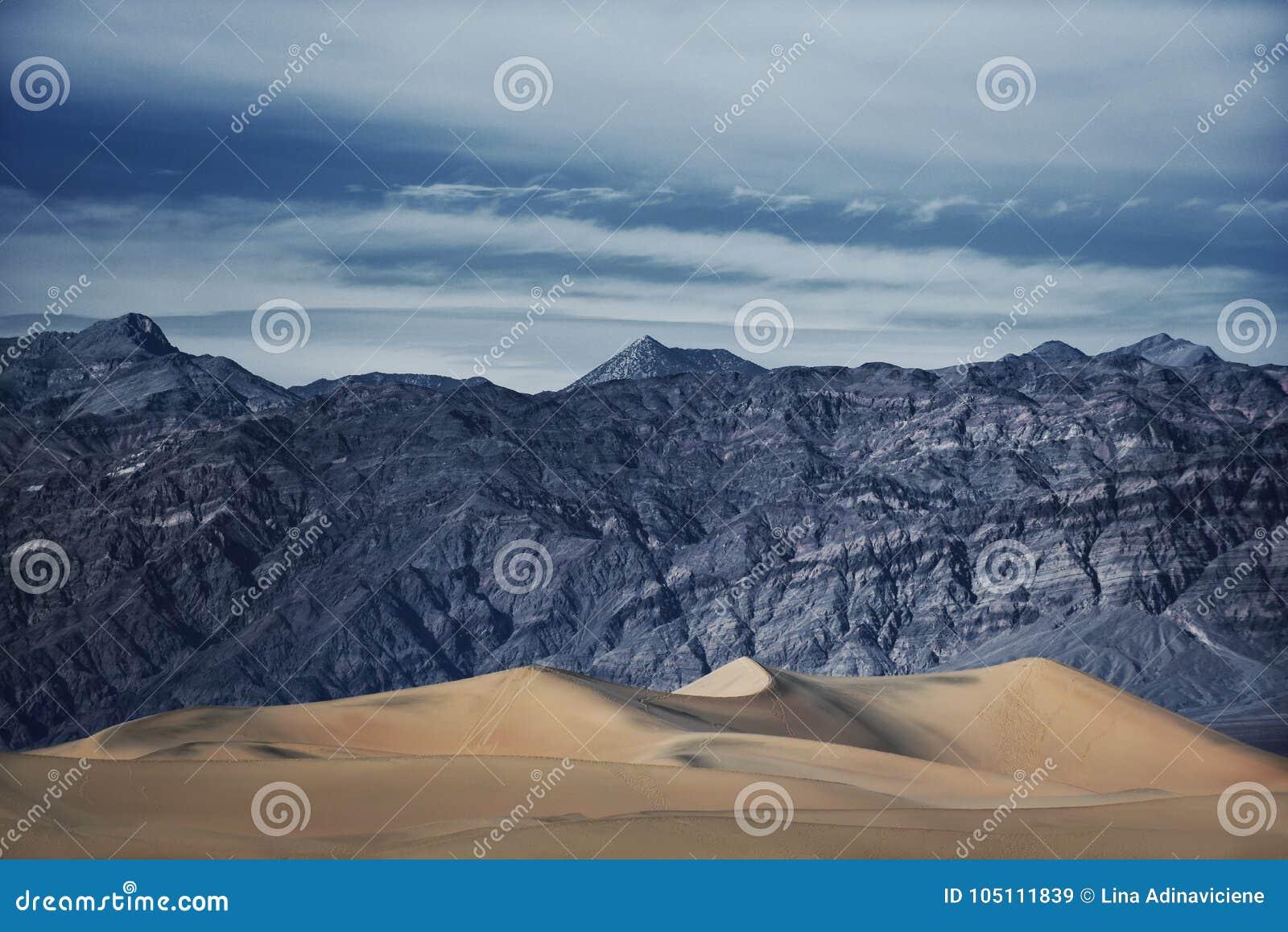 Death Valley magnifico
