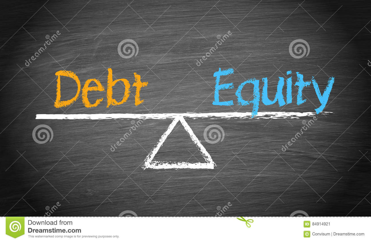 equity and debt Getting out of debt: the truth about debt reduction debt reduction services promise you the world when it comes to untangling your financial knots.