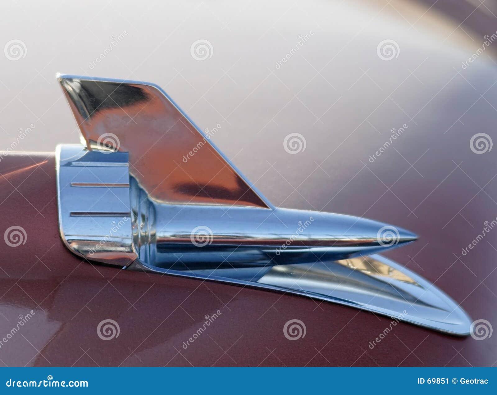 Decalcomania dell automobile dell annata