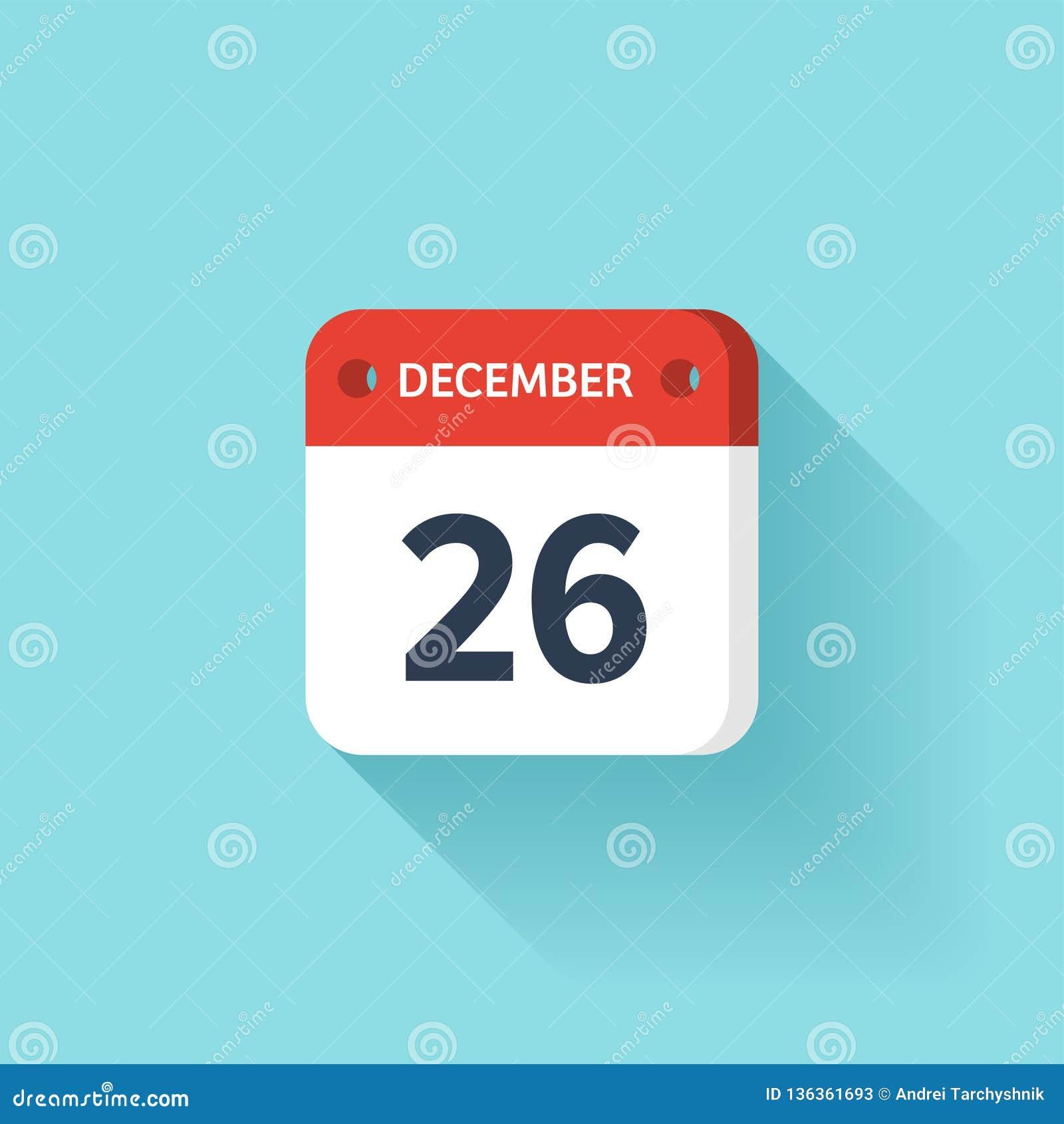 rea 26 december