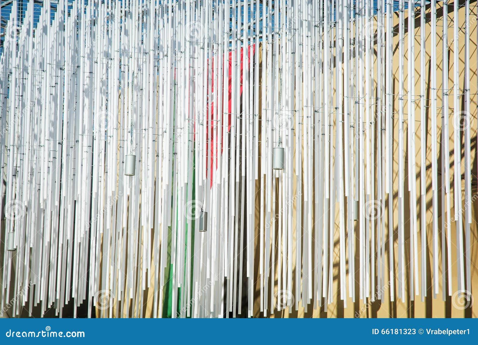 Decke Von Modernen Hangenden Lichtern Dekoration Beleuchtend