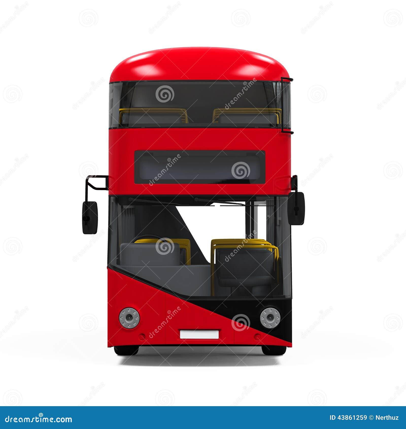 Decker Bus doble