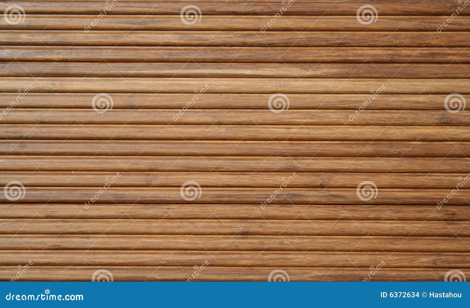 Decking de bambú