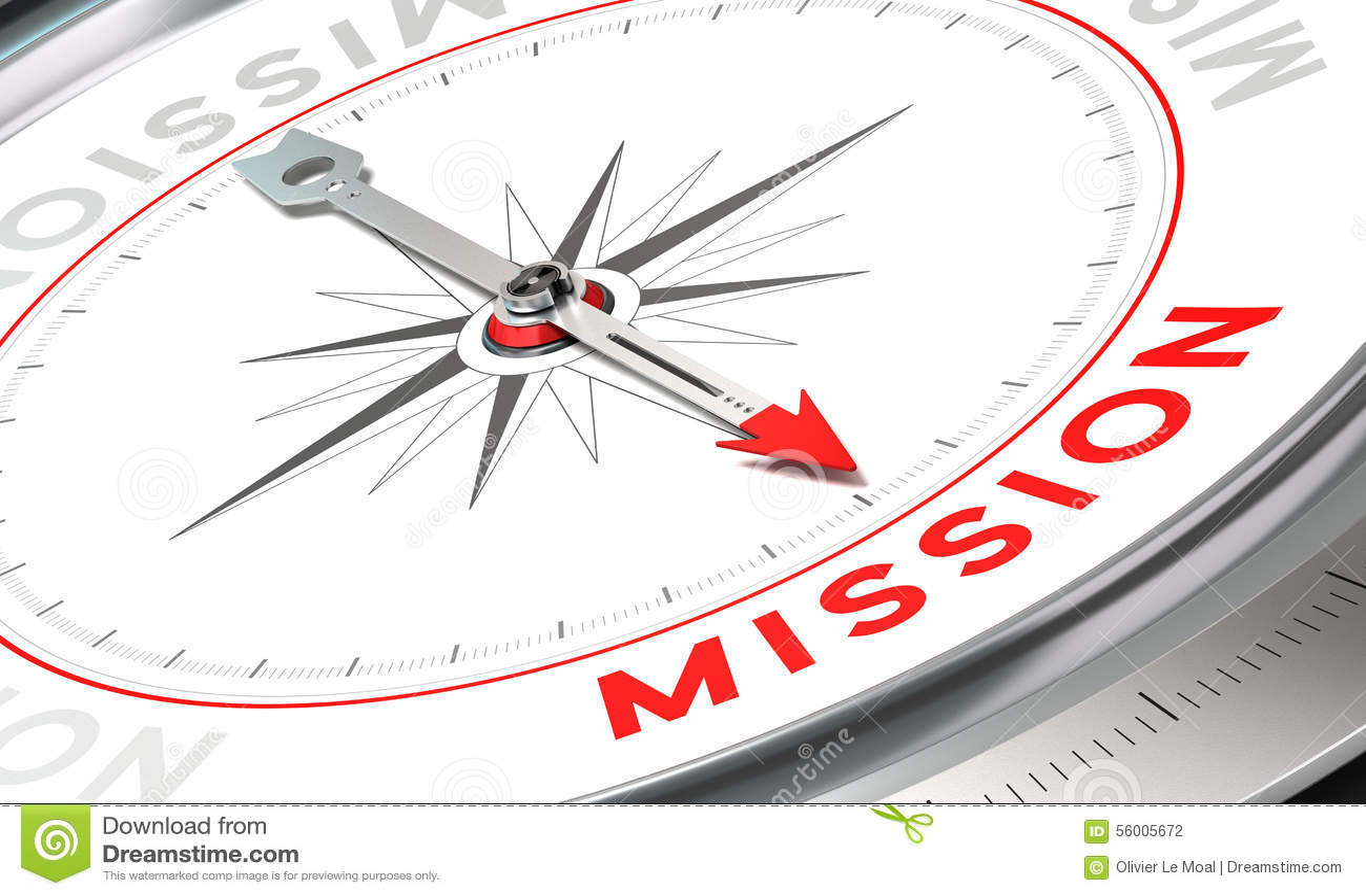 Declaración de la compañía, misión