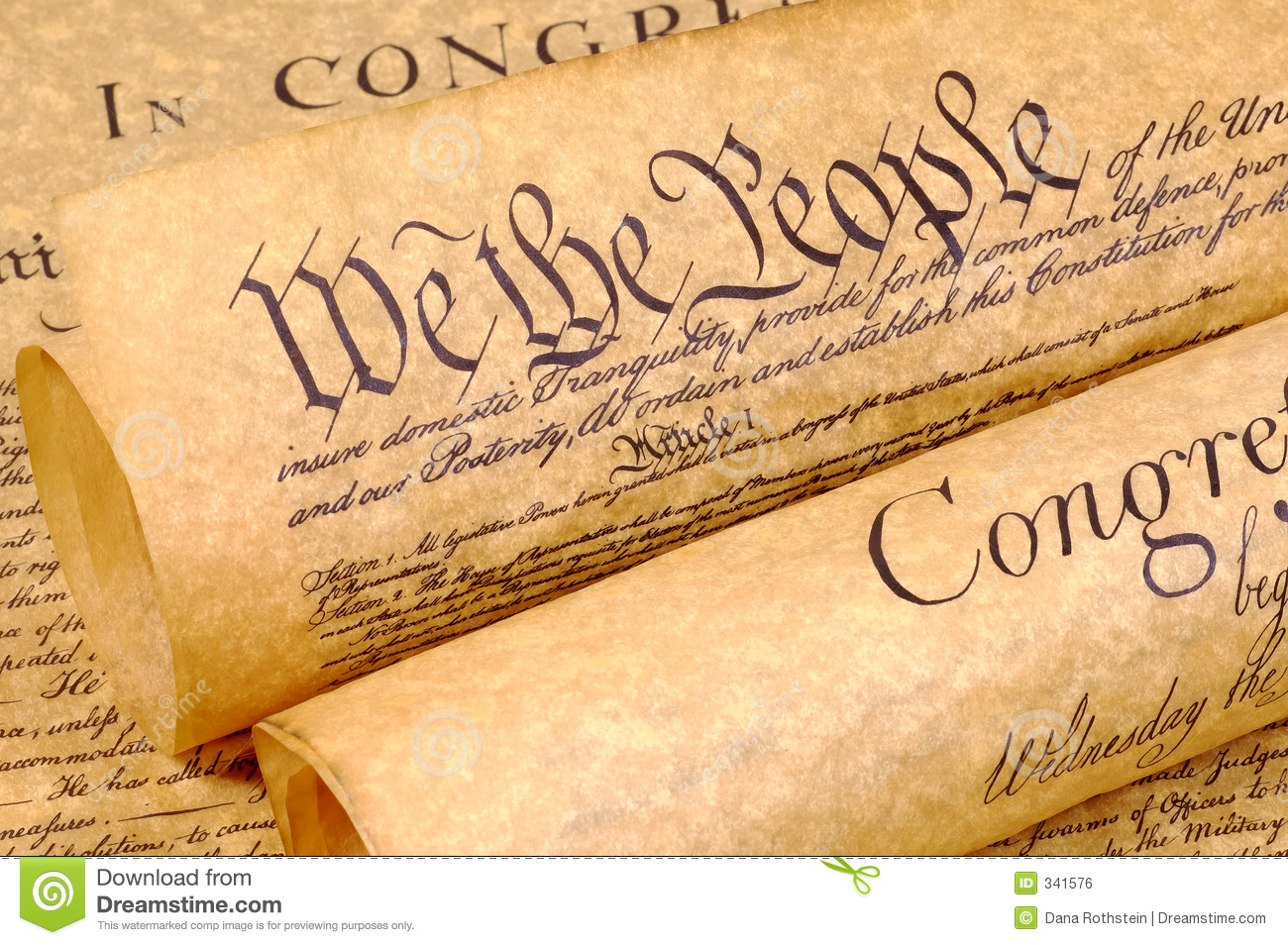 Declaration Of Independence Royalty Free Stock Image ...
