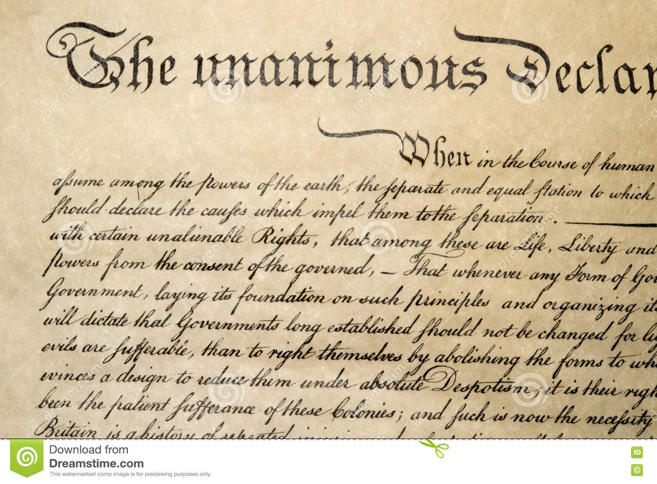 american declaration of independence The declaration of independence is the usual name of a statement adopted by the continental congress on july 4, 1776, which announced that the thirteen american colonies, then at war with.