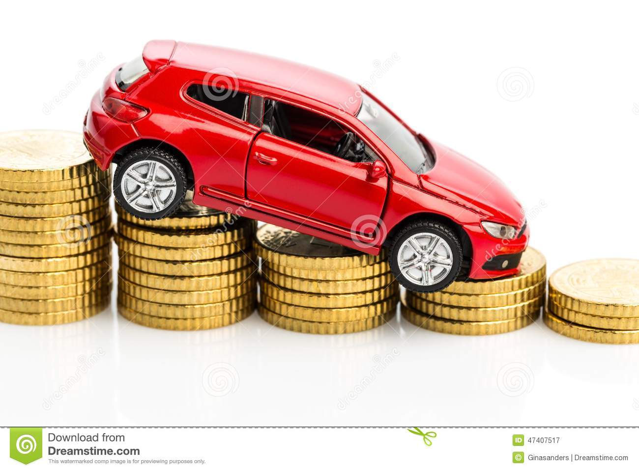 Declining profits in the car trade