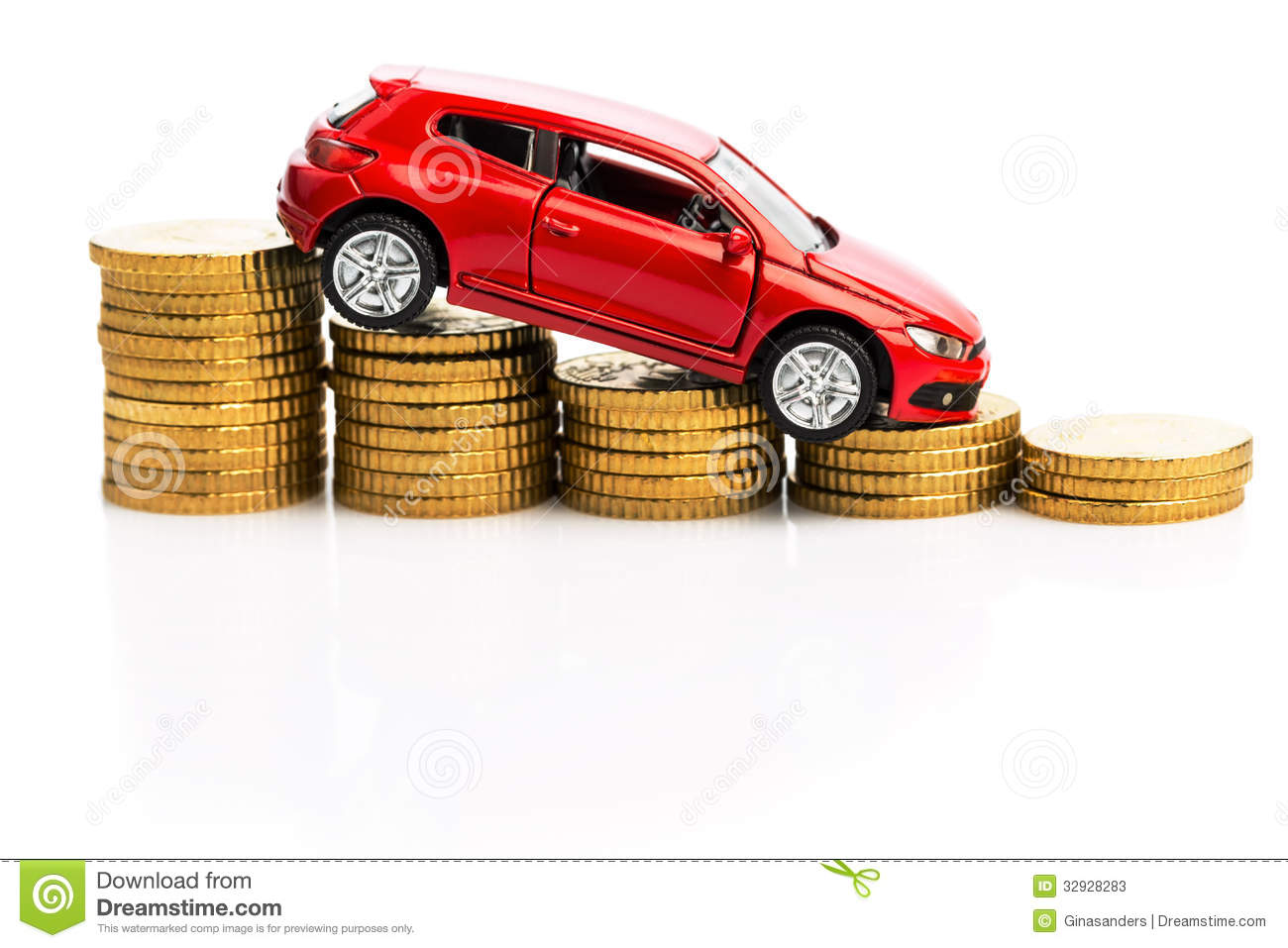 Declining profits in the motor trade