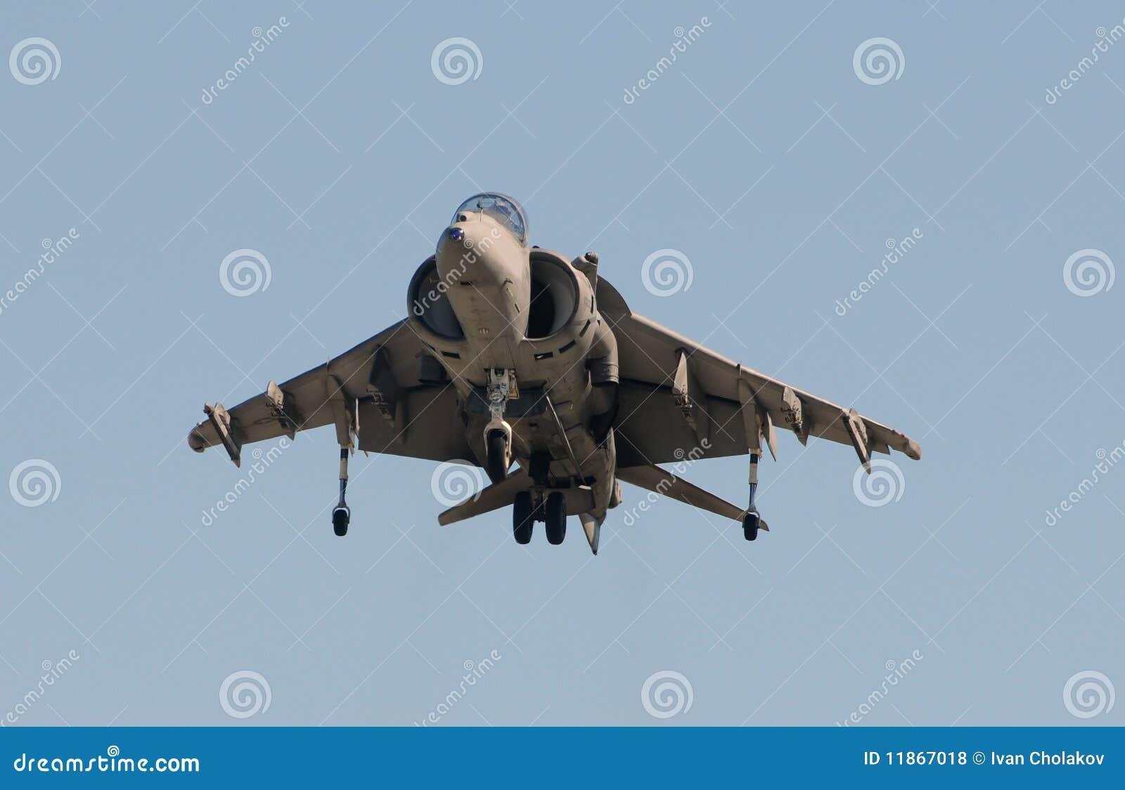 Aereo Da Caccia F15 : Decollo dell aereo da caccia fotografie stock libere