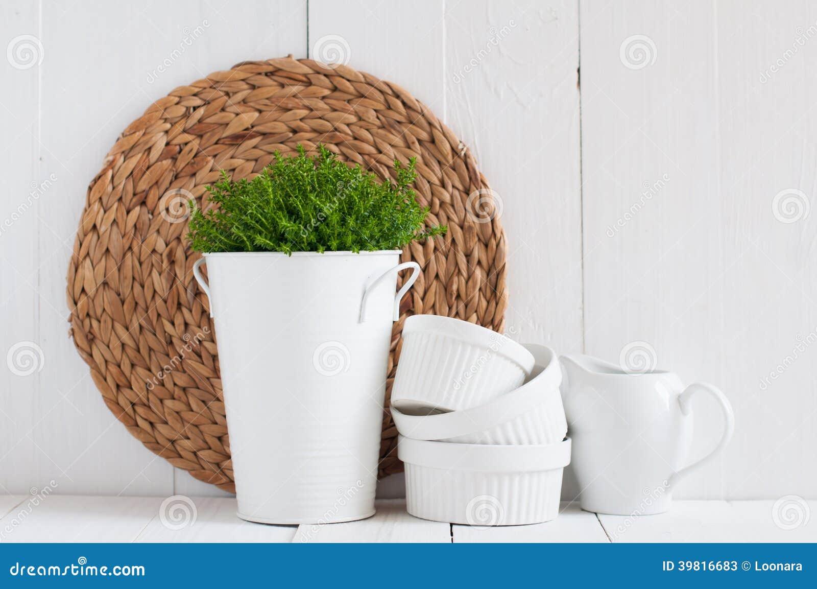 Decoração Da Cozinha Do País Foto de Stock Imagem: 39816683 #466412 1300 953