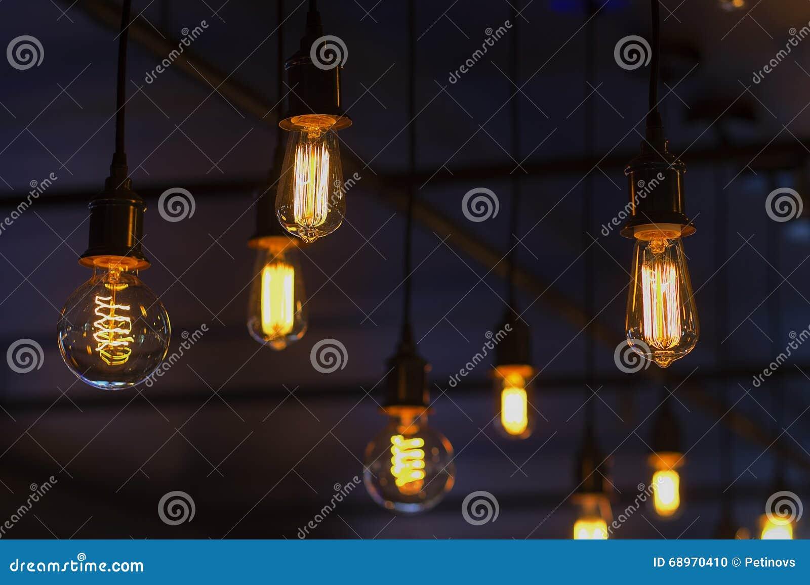 Decoração da iluminação