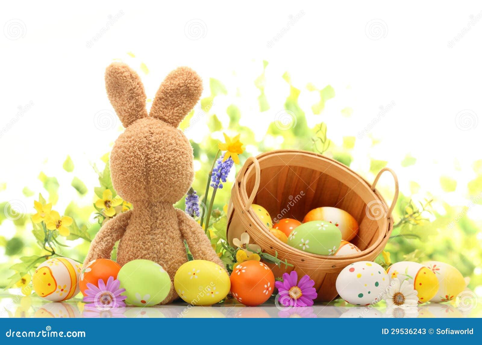 Decoração de Easter