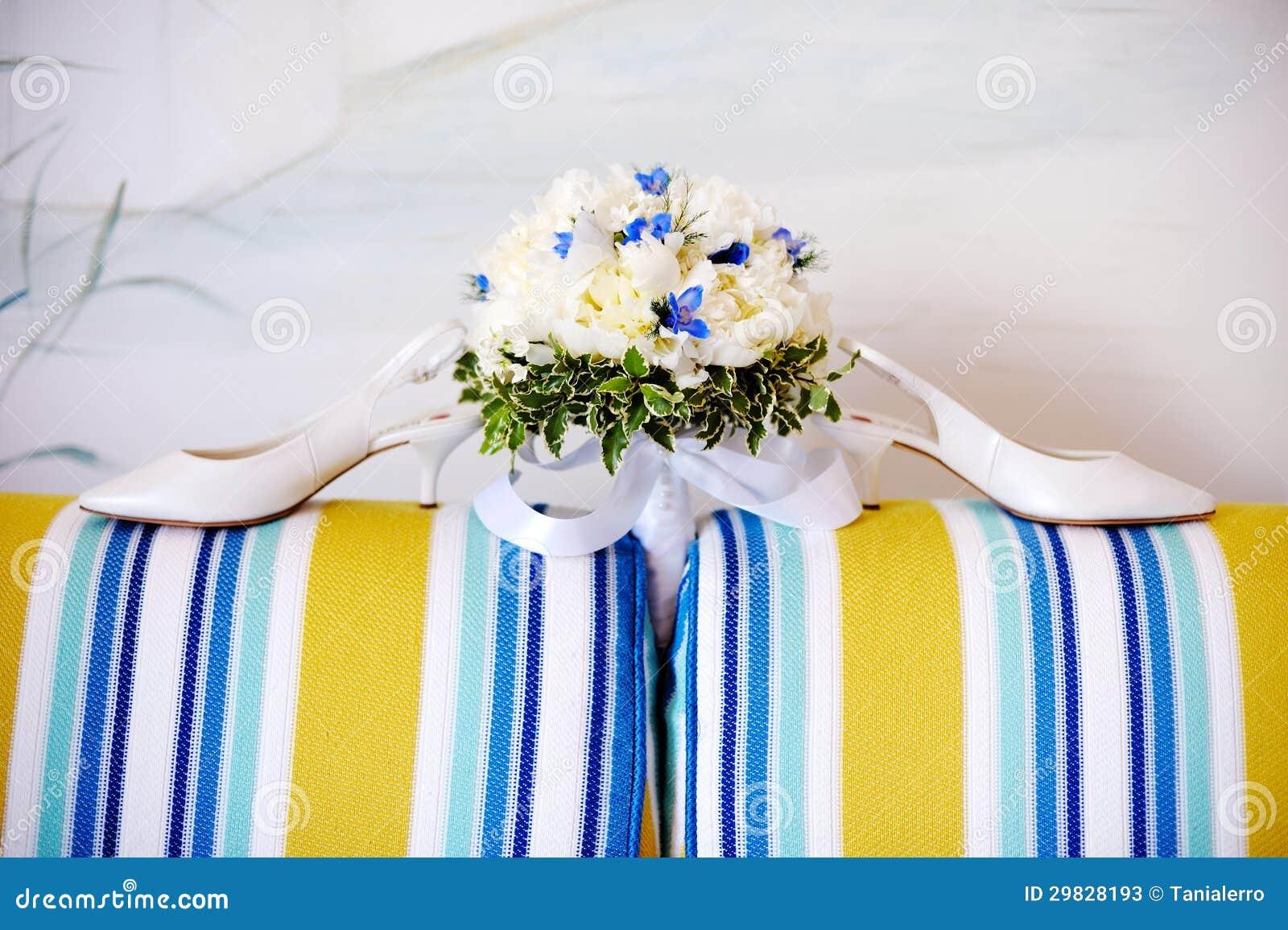 Ramalhete do casamento das peônias brancas