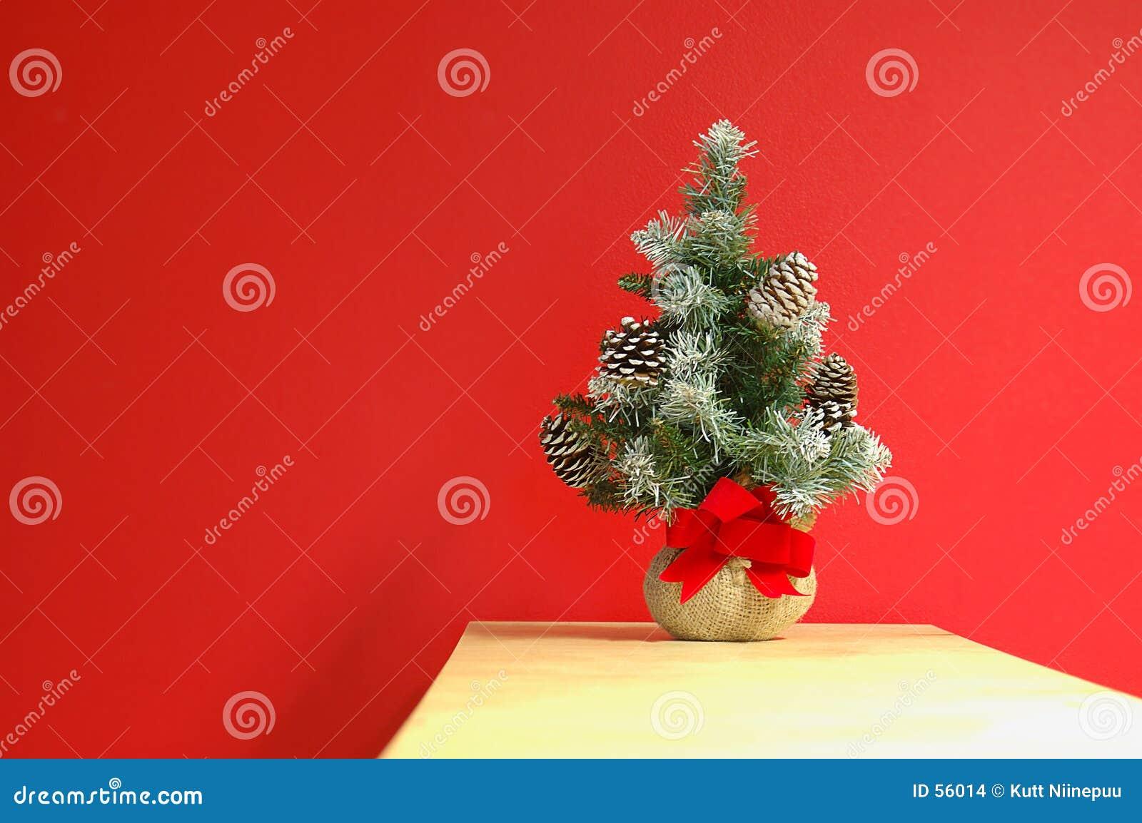 Decoração do feriado do Natal (horizontal)