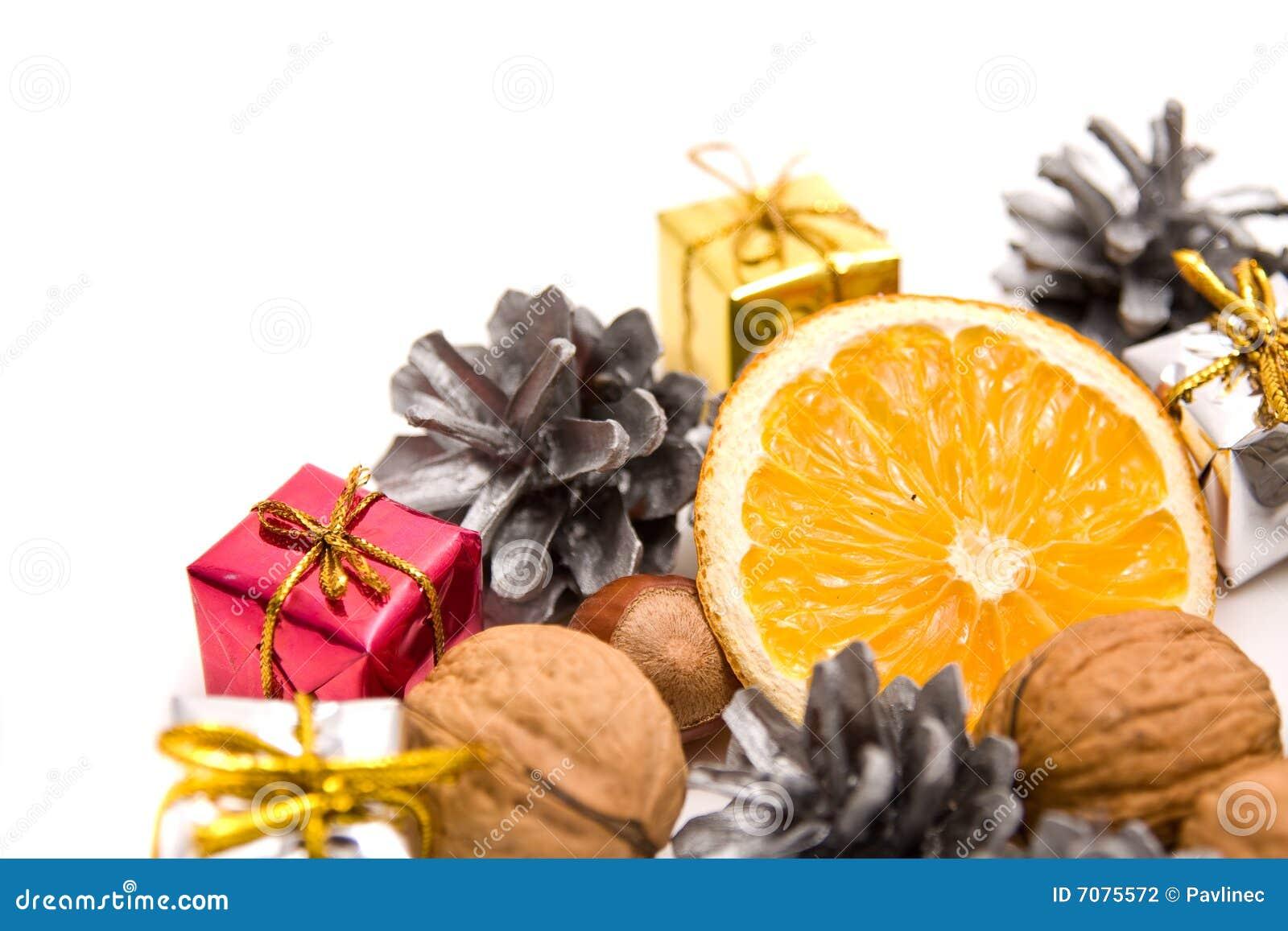 Decoração tradicional do Natal