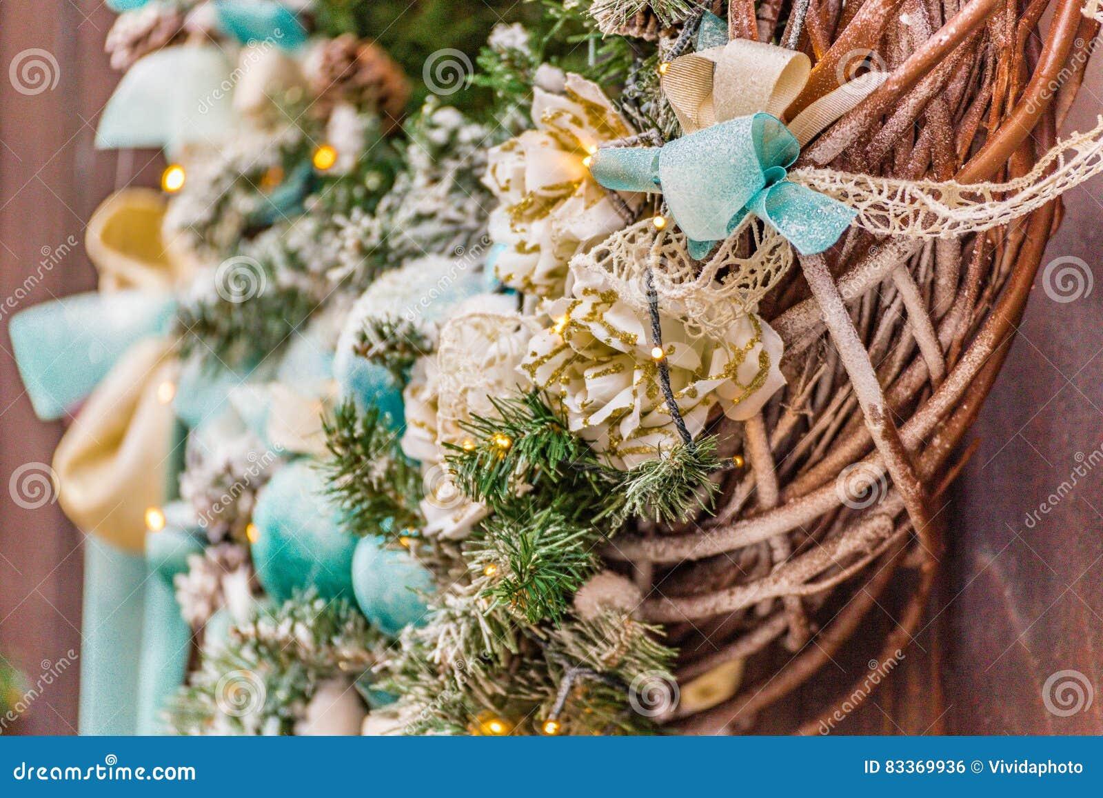 Decorações do Natal