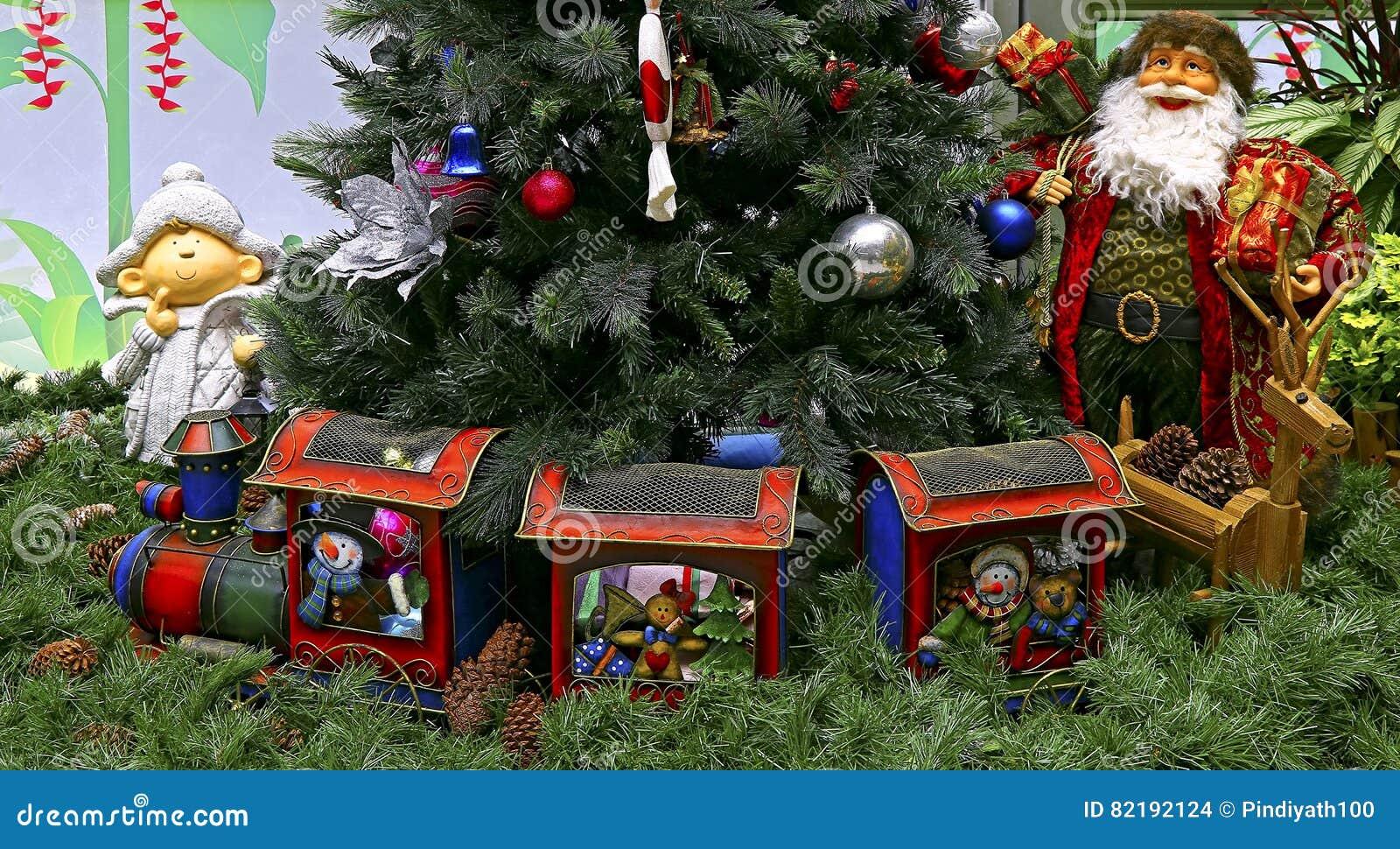 Decorações tradicionais do Natal