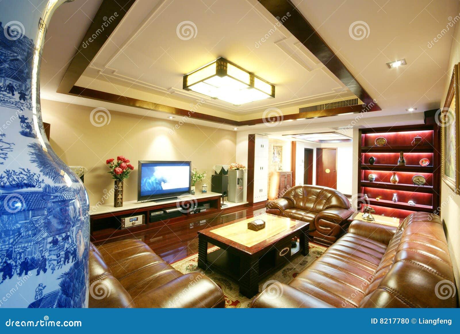 Decoración única y casa cómoda
