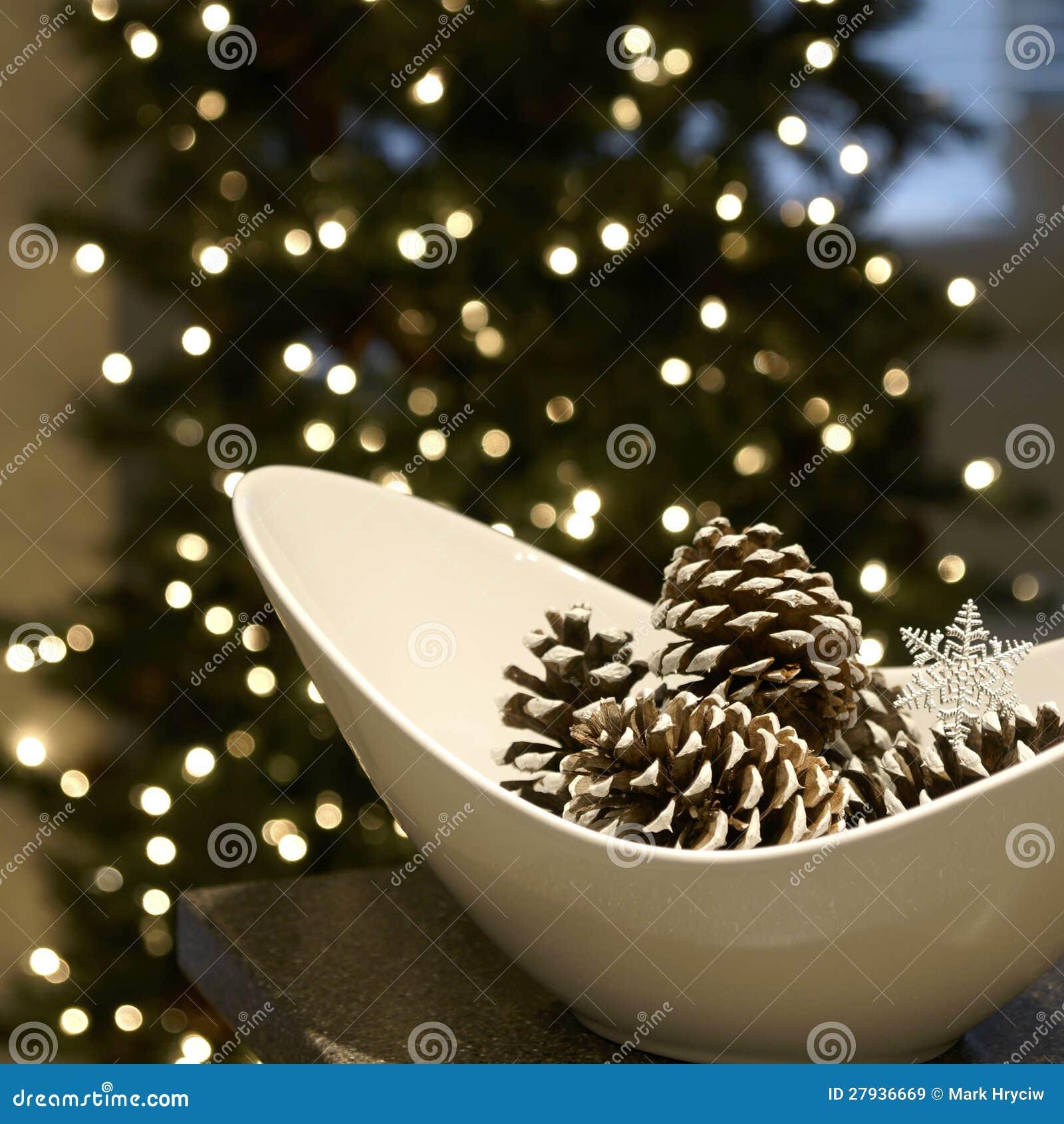 Decoraci n casera de la navidad imagen de archivo imagen - Decoracion de navidad casera ...