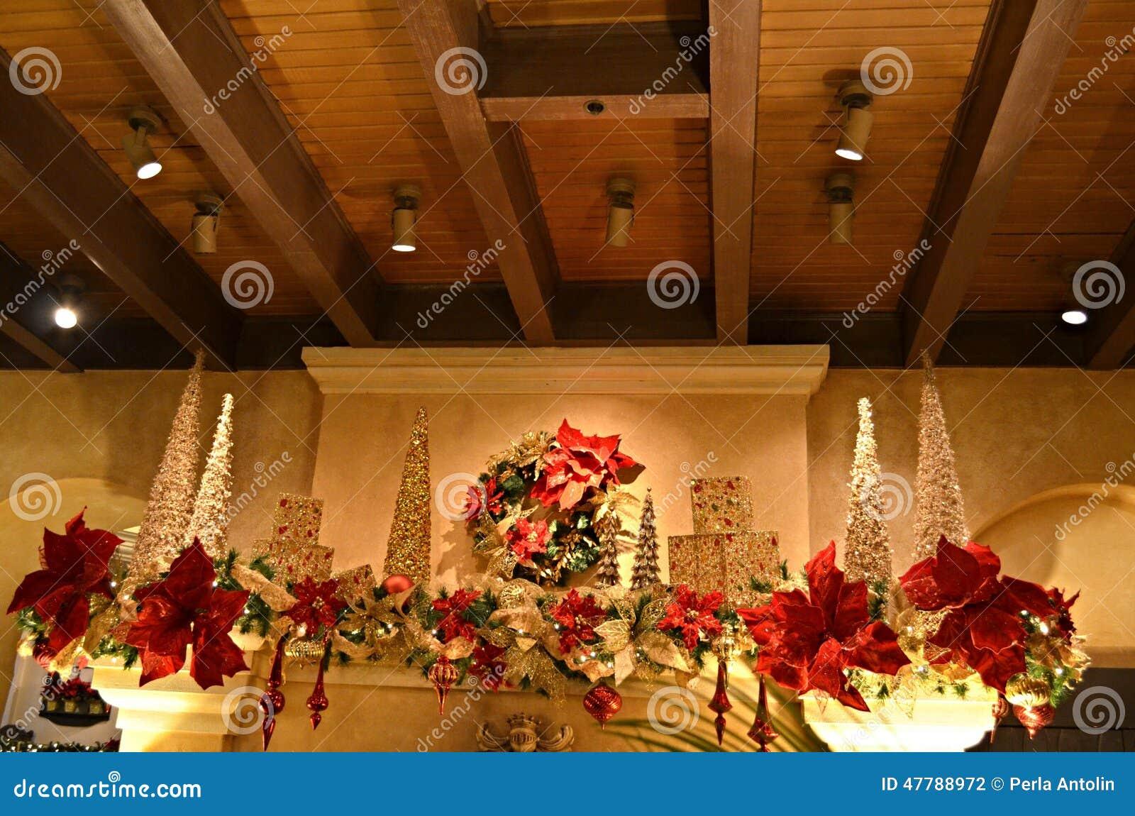 Decoracion casera de navidad decoracin casera suave de la - Decoracion de navidad casera ...