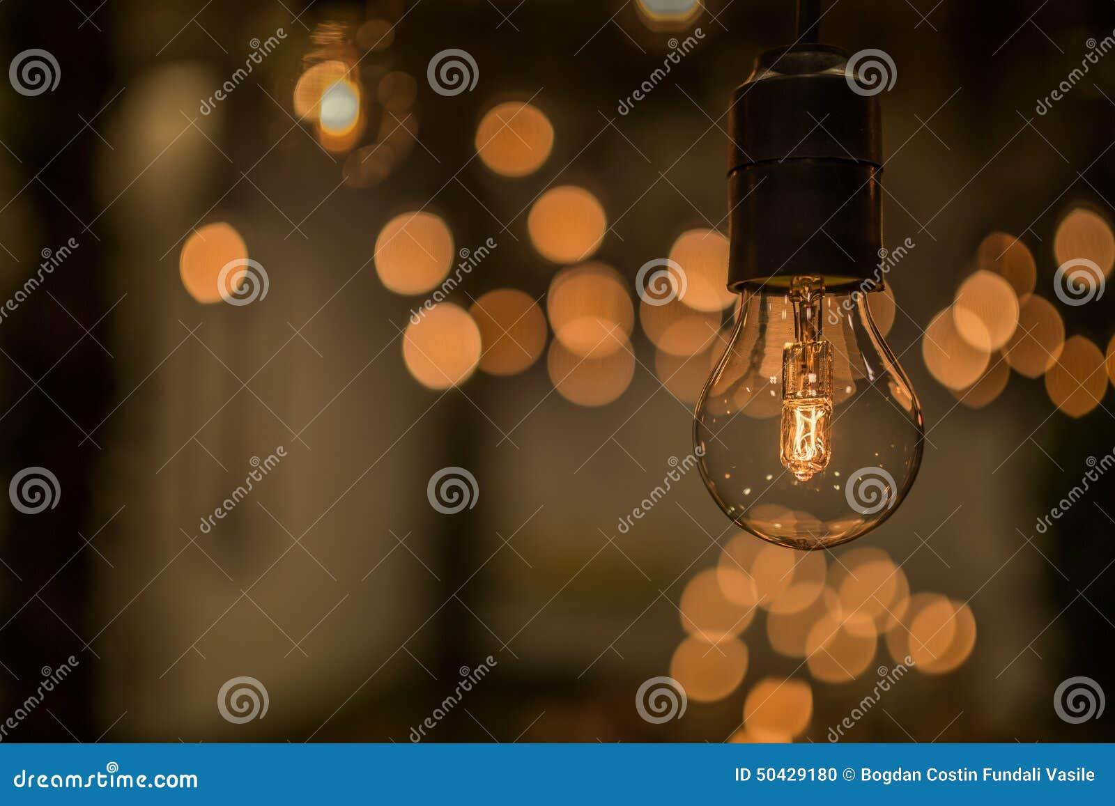 Decoración de la iluminación Cierre retro del filamento de la bombilla para arriba iluminado