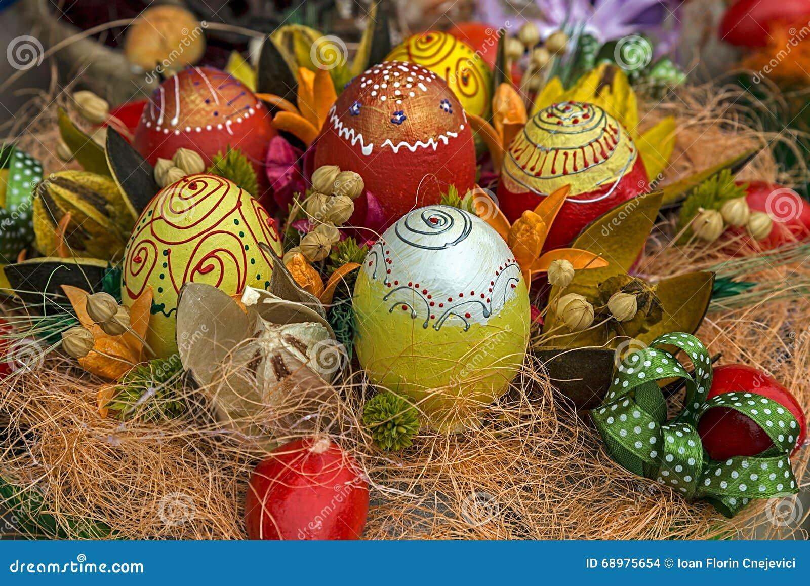 Decoración 16 de Pascua