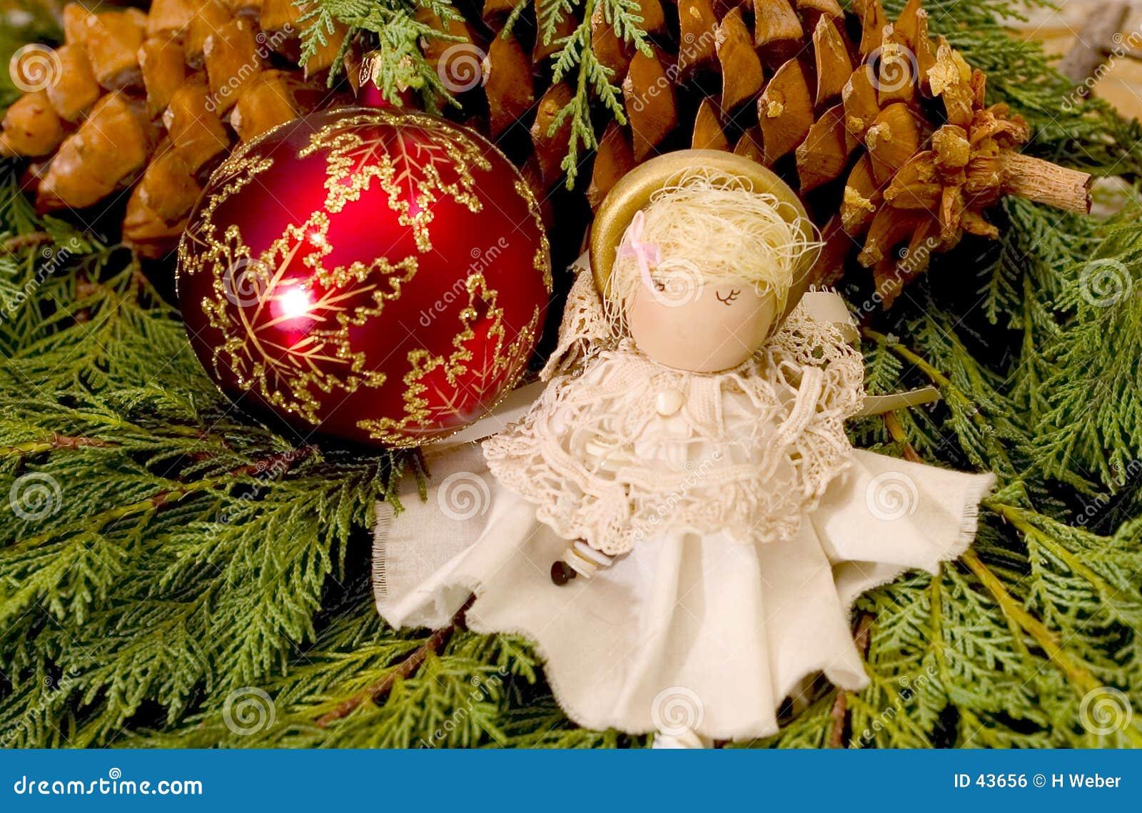 Download Decoración Del árbol De Navidad Foto de archivo - Imagen de juguetes, navidad: 43656