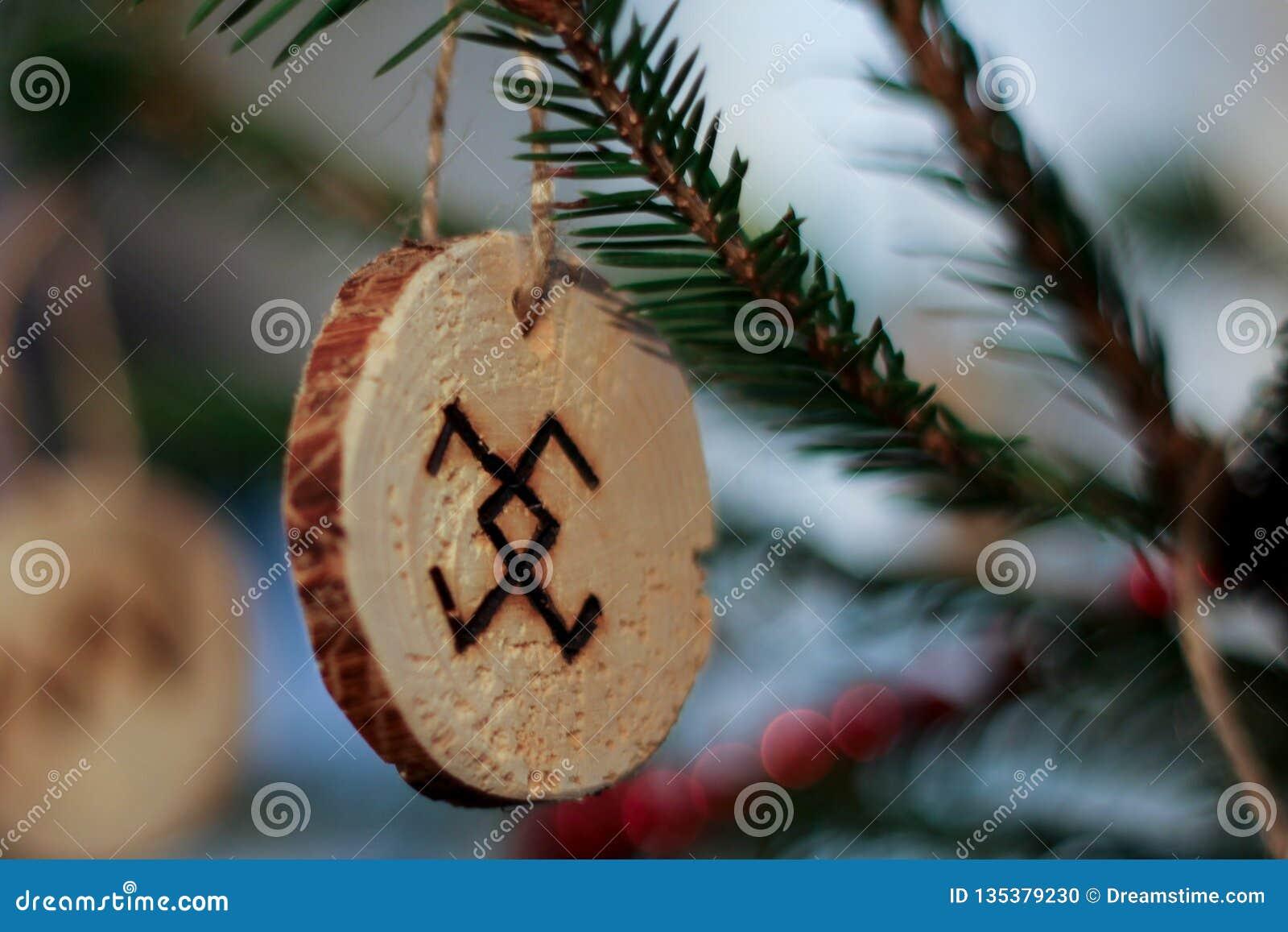 Decoración del árbol de navidad de Eco para el banquete incompleto II