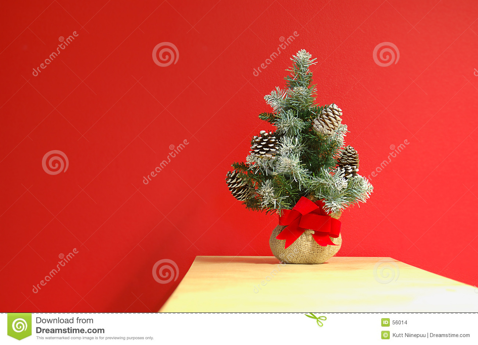 Decoración del día de fiesta de la Navidad (horizontal)