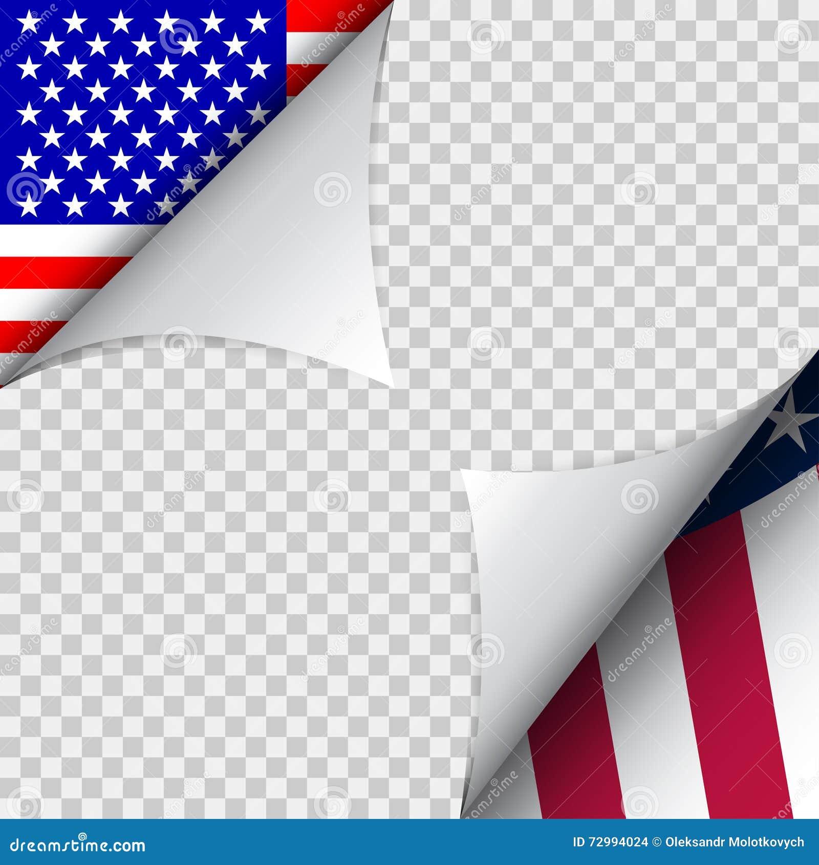 Decoración del vector para el cuarto de julio Decoración del Día de la Independencia de los E.E.U.U.