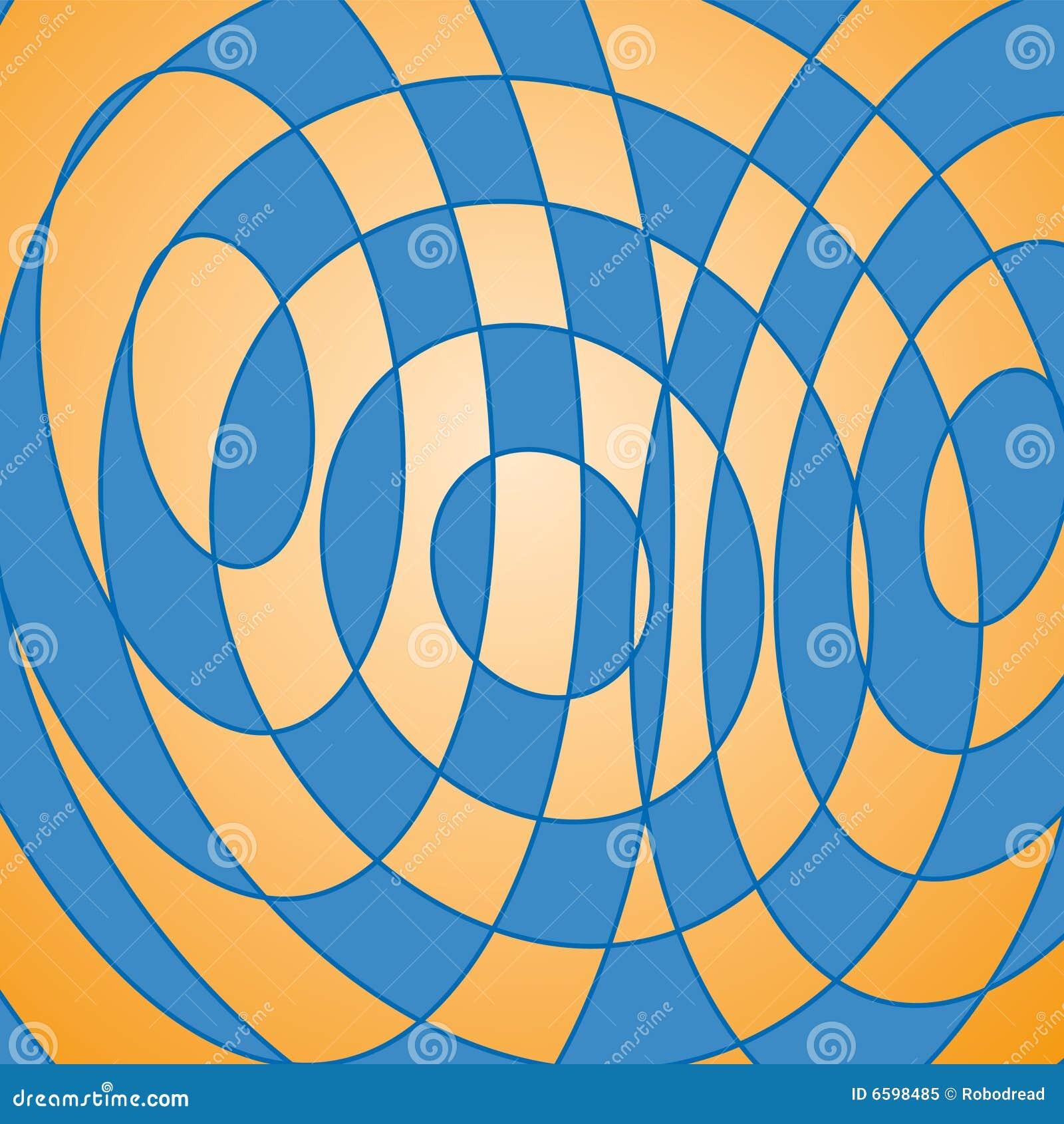Decoración geométrica (vector)