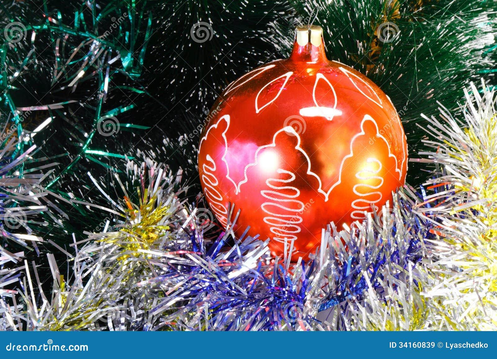 Decoraciones hermosas para el rbol de navidad im genes de - Fotos de decoraciones de navidad ...