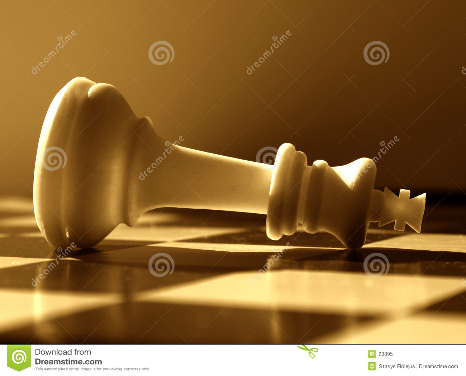 Decorado del ajedrez